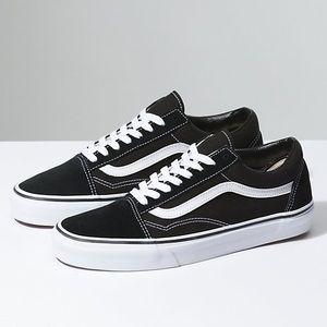 Vans - Black Old Skool